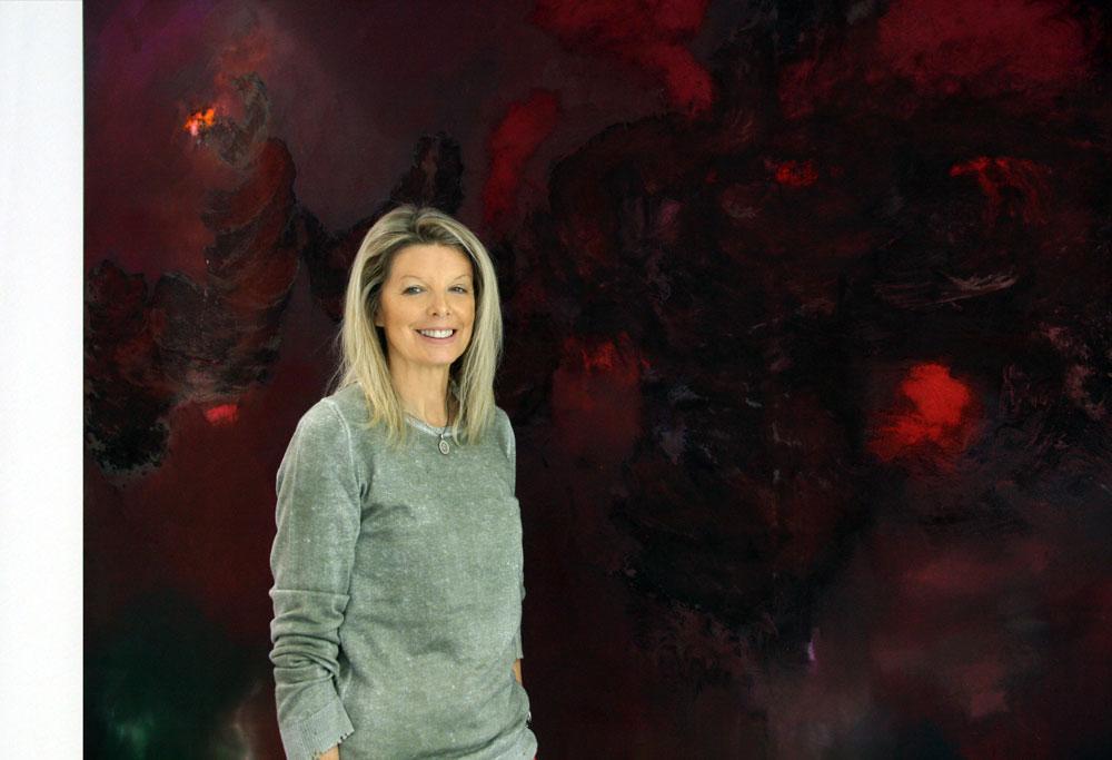 Brigid Ibell ist freischaffende Künstlerin, sie lebt und arbeitet in Frankfurt am Main.
